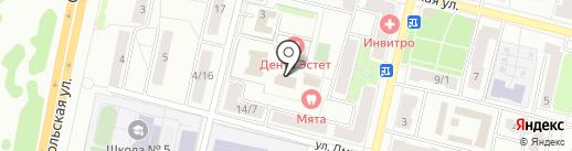 Fresh Art на карте Климовска