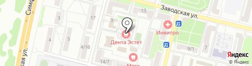Центр инженерных систем на карте Подольска