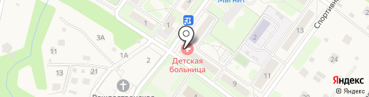 Мособлмедсервис, ГБУ на карте Любучан