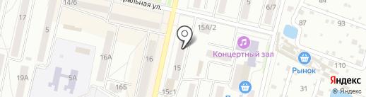 Фотостудия на карте Климовска