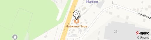 Кафе на карте Ерёмино