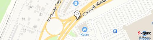 НОРАВТО РУС на карте Климовска