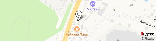 Строительная компания на карте Ерёмино