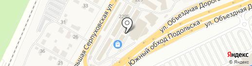 Магазин кондиционеров и инструментов на карте Железнодорожного