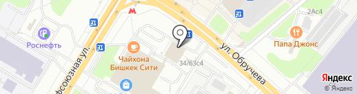 Dental art на карте Москвы