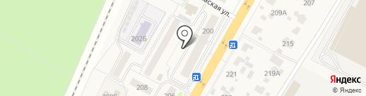 М2-Подольск на карте Железнодорожного