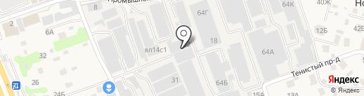 Факел на карте Грибков