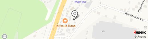 Торговая компания на карте Ерёмино