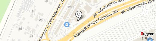 Авиавек на карте Железнодорожного