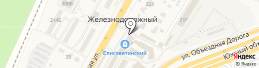 ELECTROPROFIL.ru на карте Железнодорожного