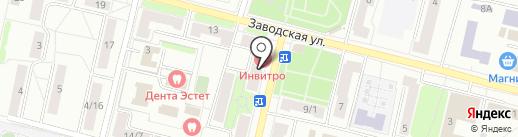 Элит-Престиж на карте Климовска