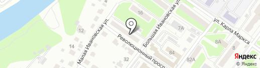 Корунд-к на карте Подольска