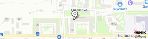 Okeandra на карте Подольска