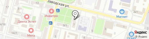 Гармония на карте Климовска