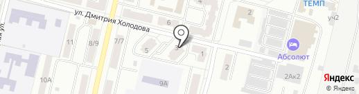 Ева на карте Климовска