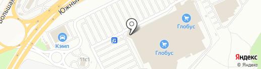 Fissman на карте Подольска