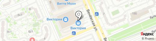 Ноу-Хау на карте Москвы
