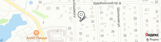Проф-Такелаж на карте Щербинки