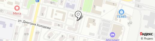 Книги на карте Климовска