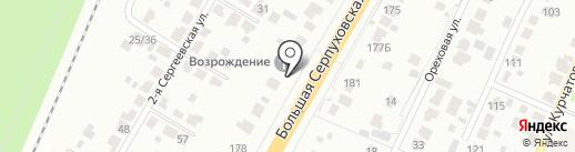 Возрождение на карте Подольска