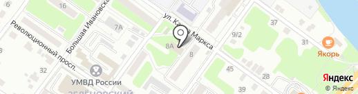 Ваш Дом на карте Подольска