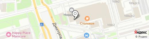 БелЭнергоРесурс-СД на карте Москвы