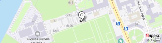 Агроэкология пестицидов и агрохимикатов на карте Москвы