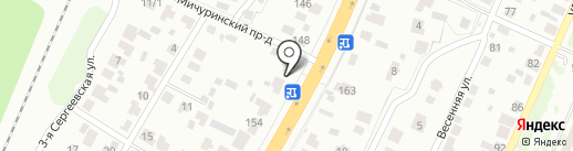 Питомник растений на карте Подольска