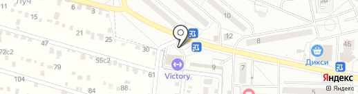 Ателье на карте Подольска