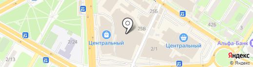 АВТО ОФОРМЛЕНИЕ на карте Подольска