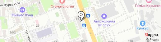 ST.Foto на карте Подольска