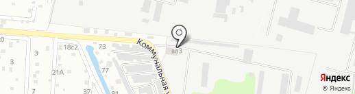 Автоприют на карте Подольска