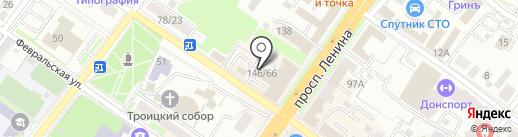ЭК Альянс на карте Подольска