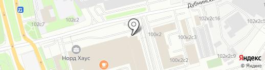 SeTorg на карте Москвы