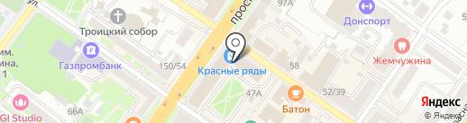 ЭкоFresh на карте Подольска