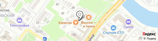 Lisole Beauty Club на карте Подольска