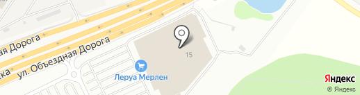 Умка на карте Климовска