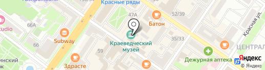 OldBoy на карте Подольска