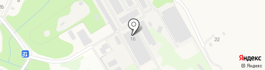 BIOCAD на карте Любучан