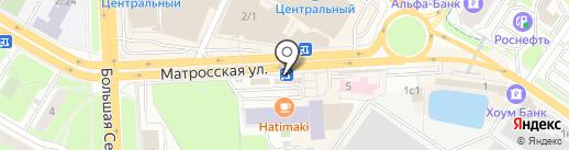 Платежный терминал, МТС-банк, ПАО на карте Подольска