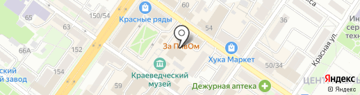 АБ Альянс на карте Подольска