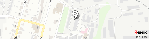 Альфа-Сервис на карте Тулы
