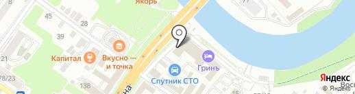 ТомоГрад на карте Подольска