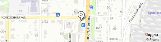 Все включено на карте Подольска
