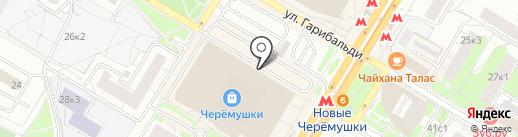 Бизнес-Система на карте Москвы