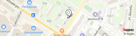 Автосервис по ремонту АКПП на карте Подольска