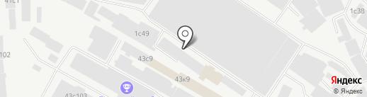 АКМС на карте Подольска
