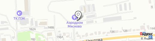 Федерация спорта сверхлегкой авиации Тульской области на карте Тулы