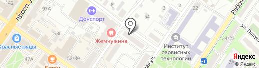 Подольскбытсоюз на карте Подольска
