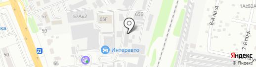 Электрическая мануфактура на карте Подольска
